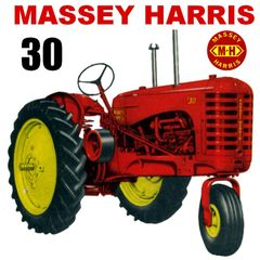 MASSEY HARRIS 30 SF TEE SHIRT