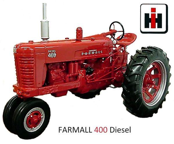 FARMALL 400 NF DIESEL TEE SHIRT