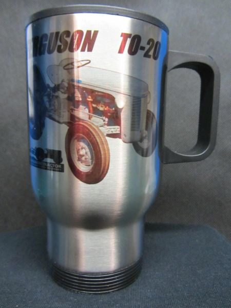 FERGUSON TO-20 TRAVEL MUG