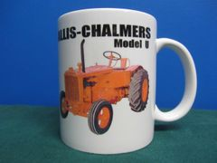 ALLIS CHALMERS U COFFEE MUG