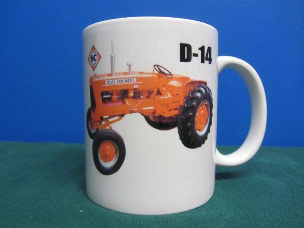 ALLIS CHALMERS D14 COFFEE MUG