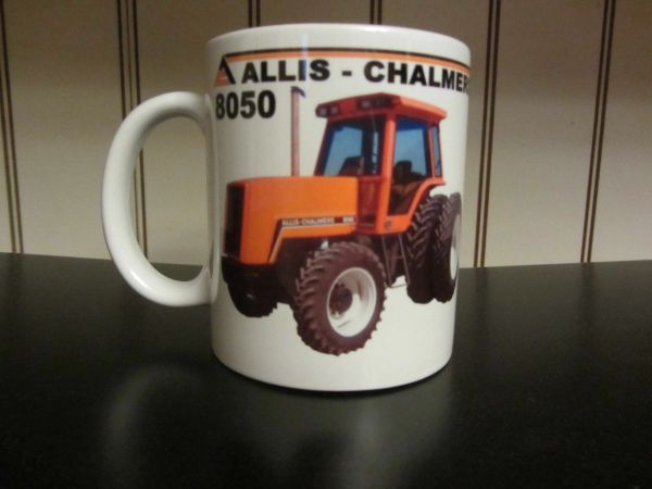 ALLIS CHALMERS 8050 4X4 COFFEE MUG