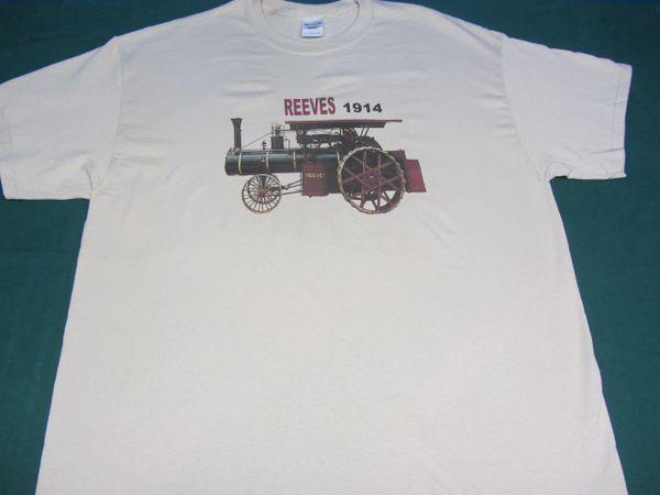 REEVES (1914) TEE SHIRT