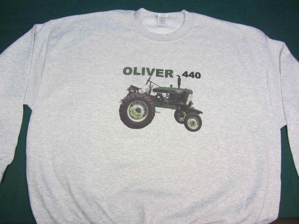 OLIVER 440 SWEARSHIRT