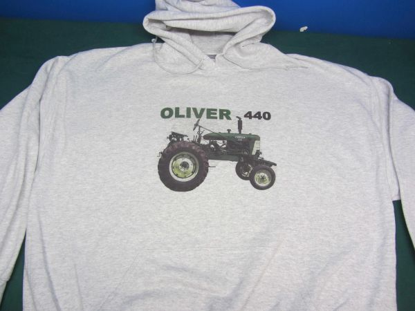 OLIVER 440 HOODED SWEATSHIRT