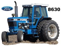 FORD 8630 MOUSEPAD