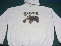 OLIVER 1655 HOODED SWEATSHIRT