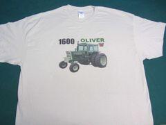 OLIVER 1600 W/CAB TEE SHIRT