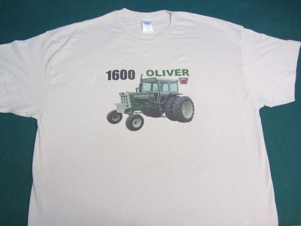 OLIVER 1600 W/CAB TEE SHIRT