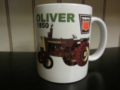 OLIVER 1850 COFFEE MUG