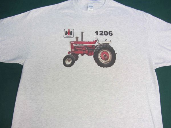 FARMALL 1206 (open station) TEE SHIRT