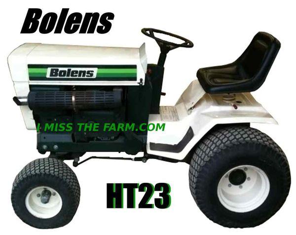 BOLENS HT-23 TEE SHIRT