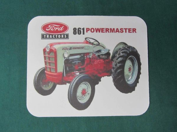 FORD 861 MOUSEPAD