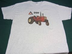 ALLIS CHALMERS 200 (OPEN STATION) TEE SHIRT