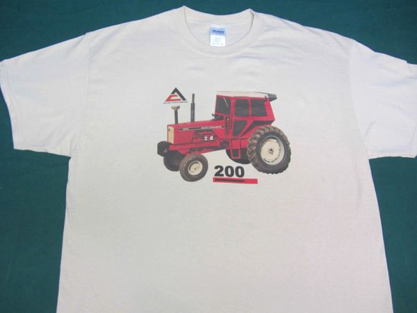 ALLIS CHALMERS 200 WITH CAB TEE SHIRT