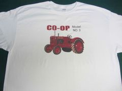 CO-OP #3 TEE SHIRT