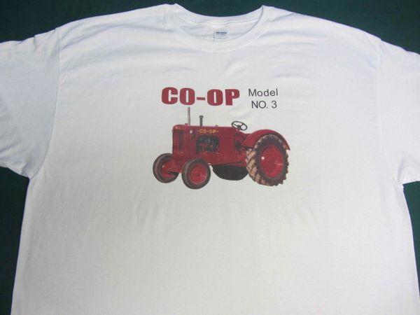 CO-OP #3 TEE SHIRT