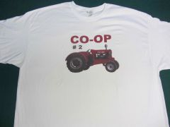 CO-OP #2 TEE SHIRT
