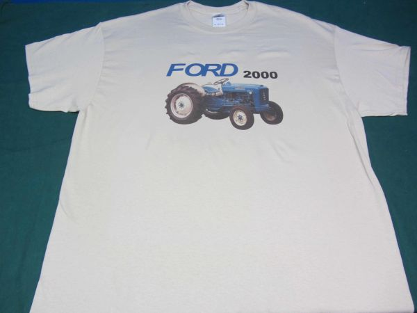 FORD 2000 TEE SHIRT
