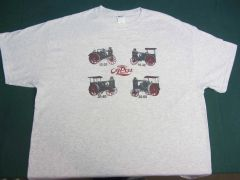 RUMELY TRACTORS TEE SHIRT
