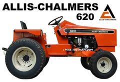 ALLIS CHALMERS 620 (image #2) TEE SHIRT