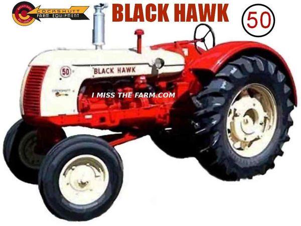 COCKSHUTT BLACKHAWK 50 TEE SHIRT