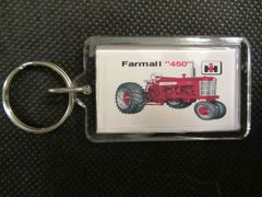FARMALL 450 NF KEYCHAIN