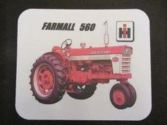 FARMALL 560 MOUSEPAD