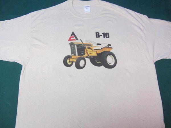 ALLIS CHALMERS B-10 (image #1) TEE SHIRT