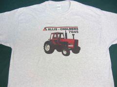 ALLIS CHALMERS 7045 TEE SHIRT