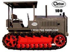 CLETRAC 100 TEE SHIRT