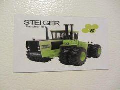 STEIGER PANTHER III Fridge/toolbox magnet