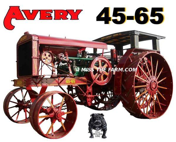 AVERY 45-65 TEE SHIRT