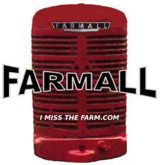 FARMALL GRILL MOUSEPAD