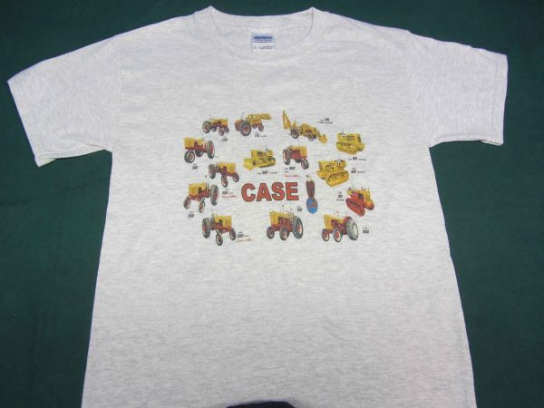 """CASE """"1957 LINE UP"""" TEE SHIRT"""