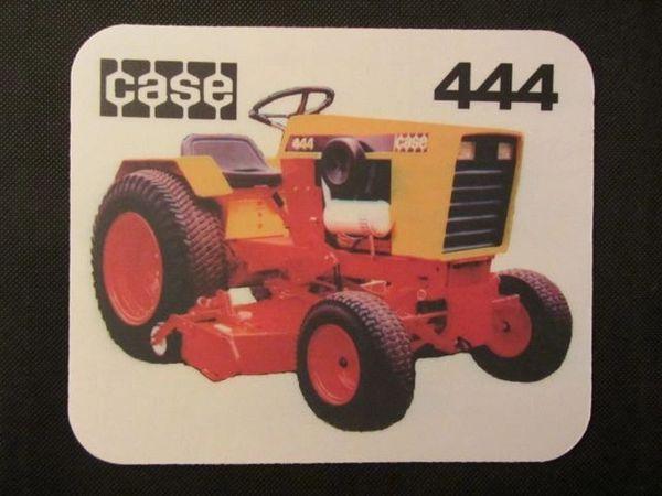 CASE 444 MOUSEPAD