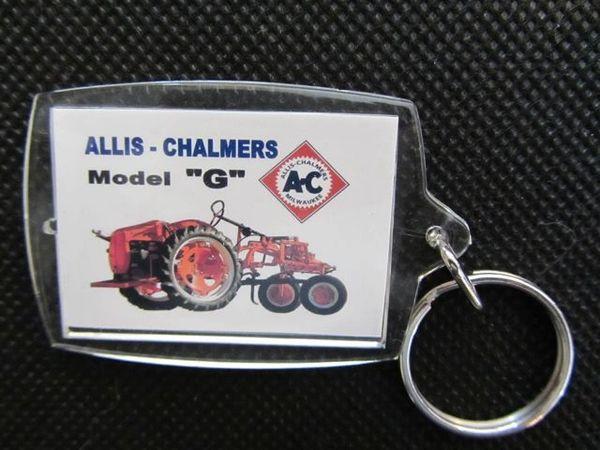 ALLIS CHALMERS G KEYCHAIN