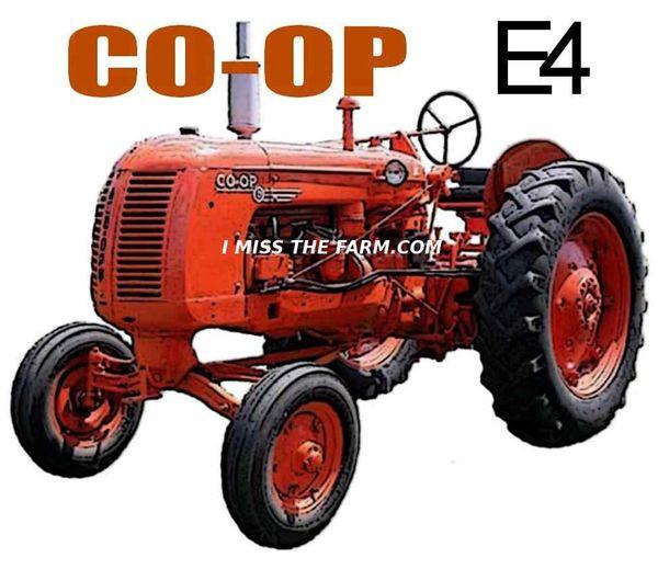 CO-OP E4 TEE SHIRT