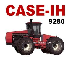 CASE IH 9280 SWEATSHIRT
