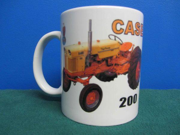 CASE 200 COFFEE MUG