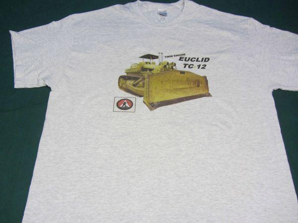 EUCLID TC-12 TEE SHIRT