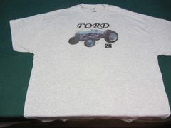 FORD 2N (image #3) TEE SHIRT