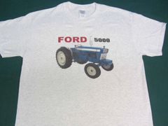 FORD 5000 TEE SHIRT