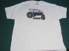 FORD 6000 TEE SHIRT
