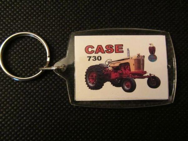 CASE 730 KEYCHAIN
