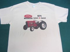 FORD 671 TEE SHIRT