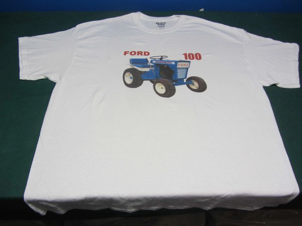 FORD 100 TEE SHIRT