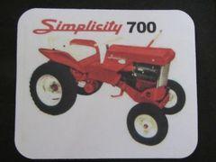 SIMPLICITY BROADMOOR 700 MOUSEPAD