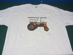 MINNEAPOLIS MOLINE JET STAR 3 TEE SHIRT