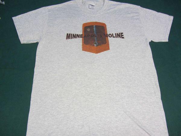 MINNEAPOLIS MOLINE GRILL TEE SHIRT